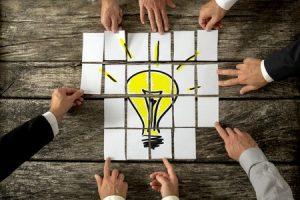 brainstorming dynamique de groupe